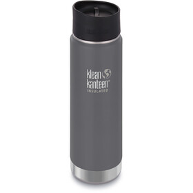 Klean Kanteen Insulated Wide Café Bottle 20oz (592 ml) Granite Peak